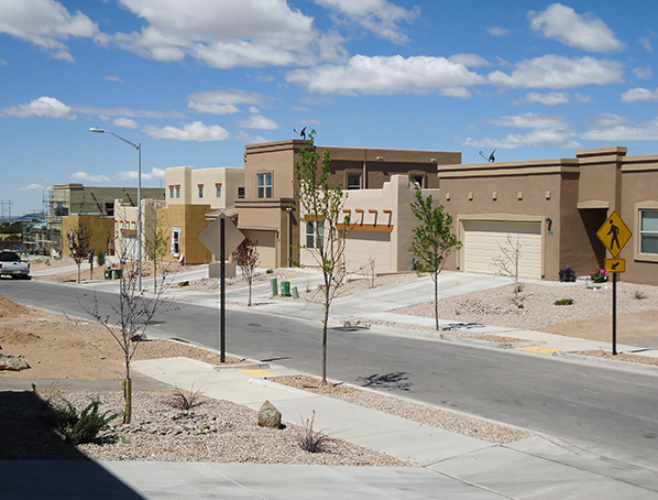 New Mexico Neighborhood