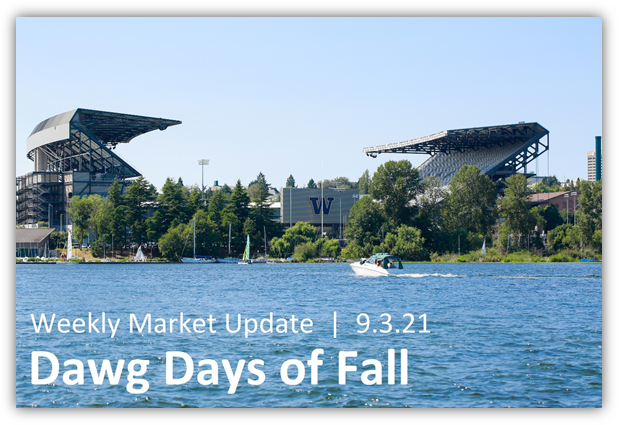 Dawg Days of Fall Washing University Arena