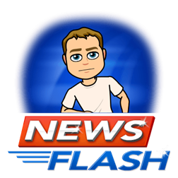News Flash Bitmoji