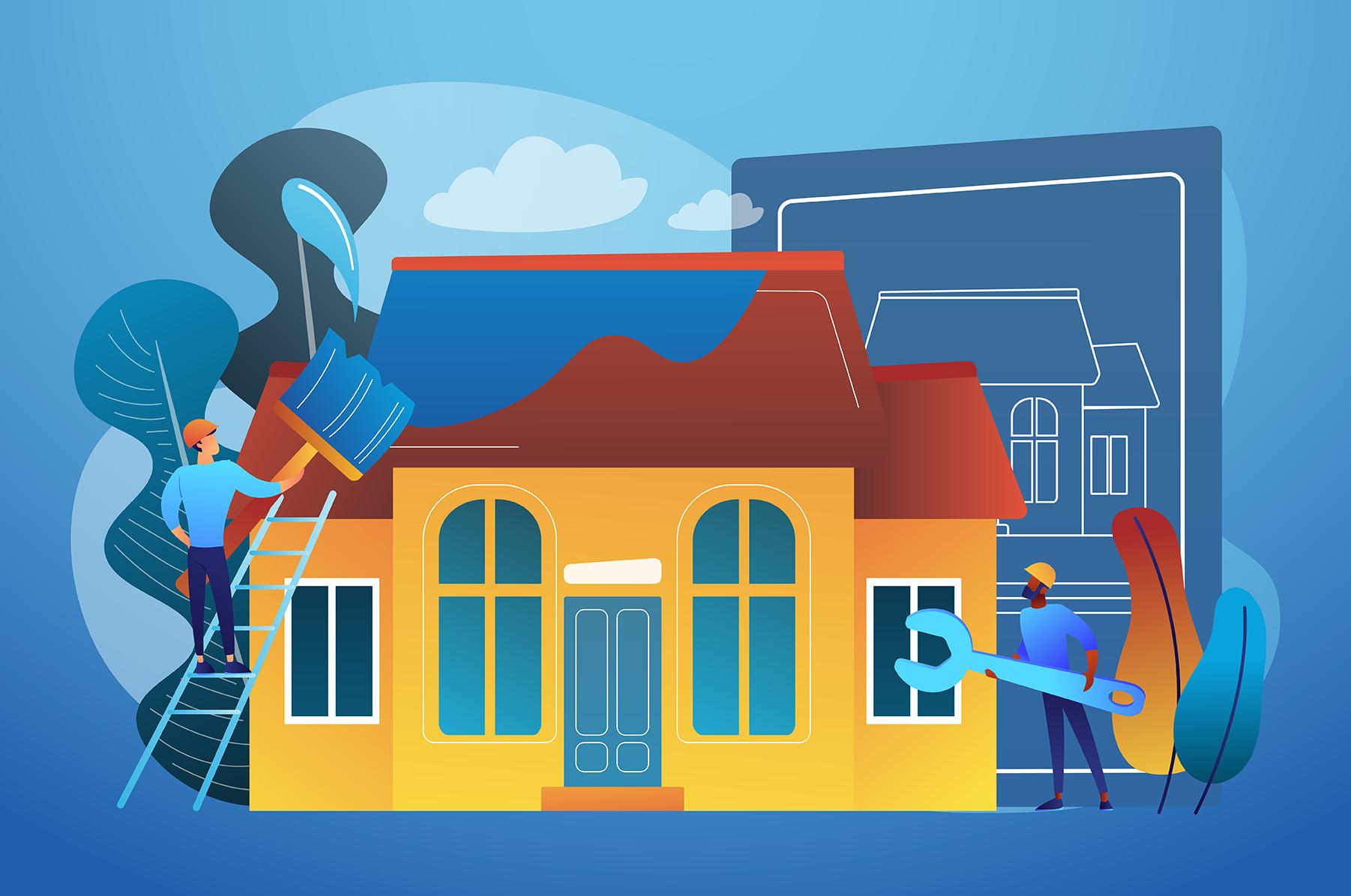 Blog -- Renovation Loan FAQ_Blog Image