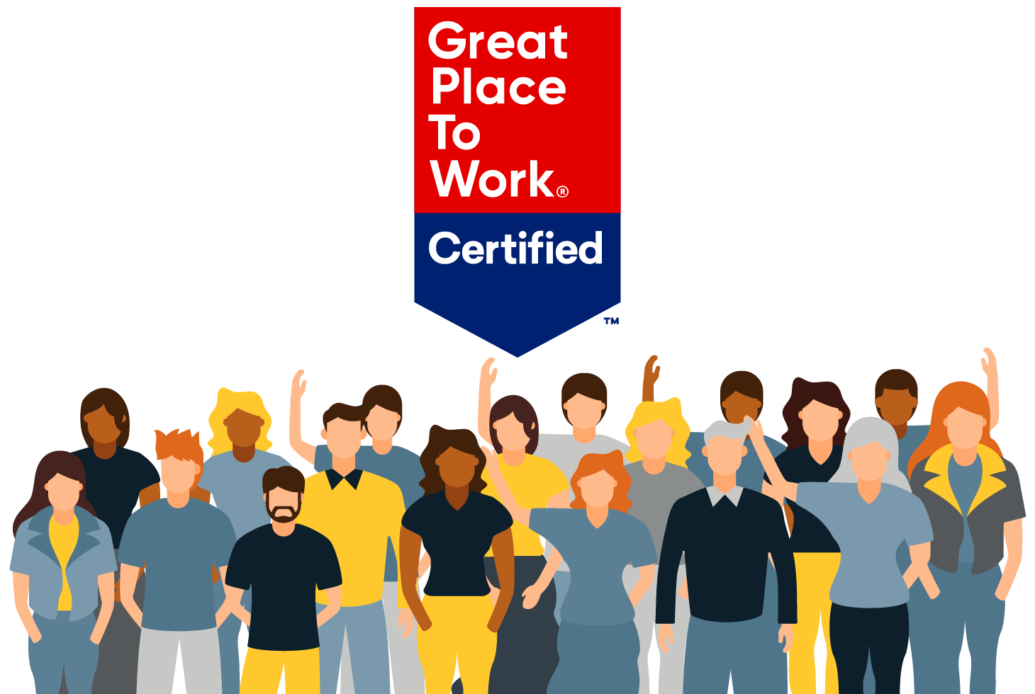 PRMI Certified Great Place to Work