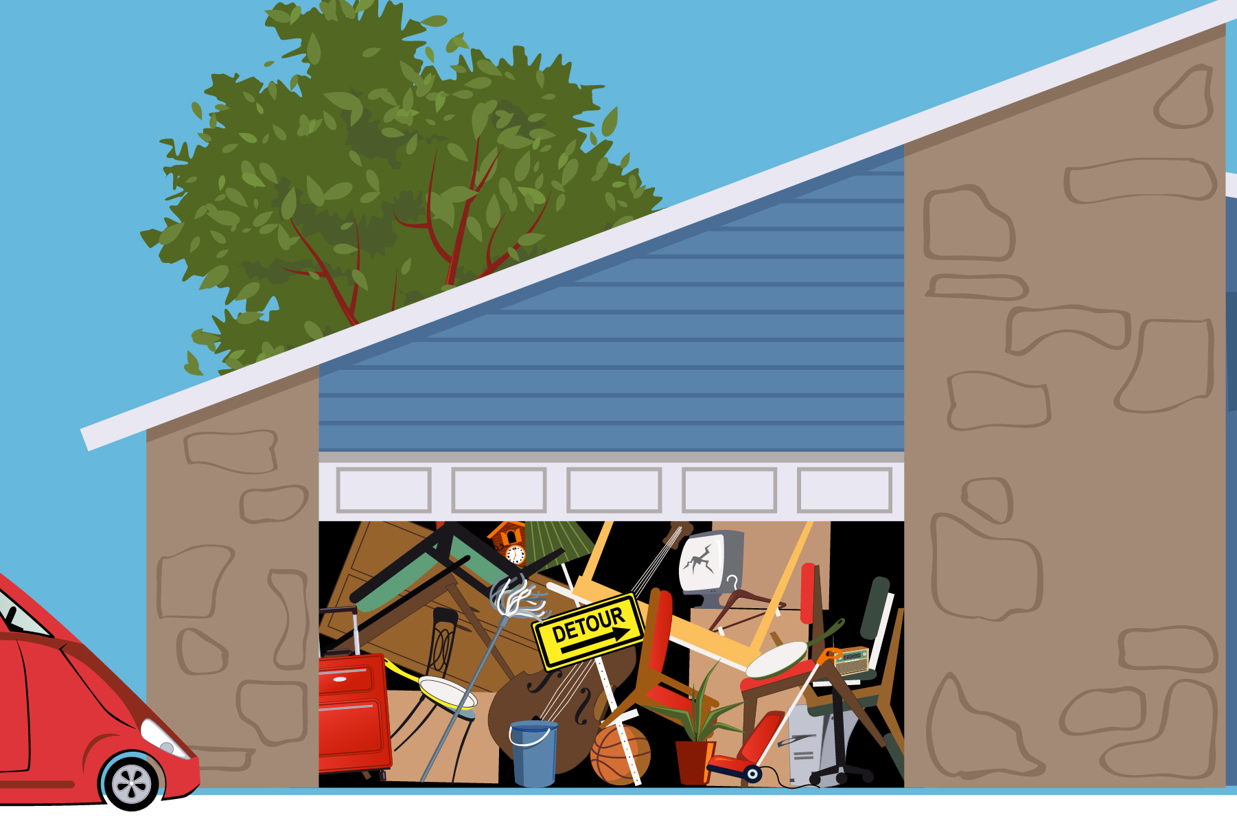 Blog -- How to organize your garage