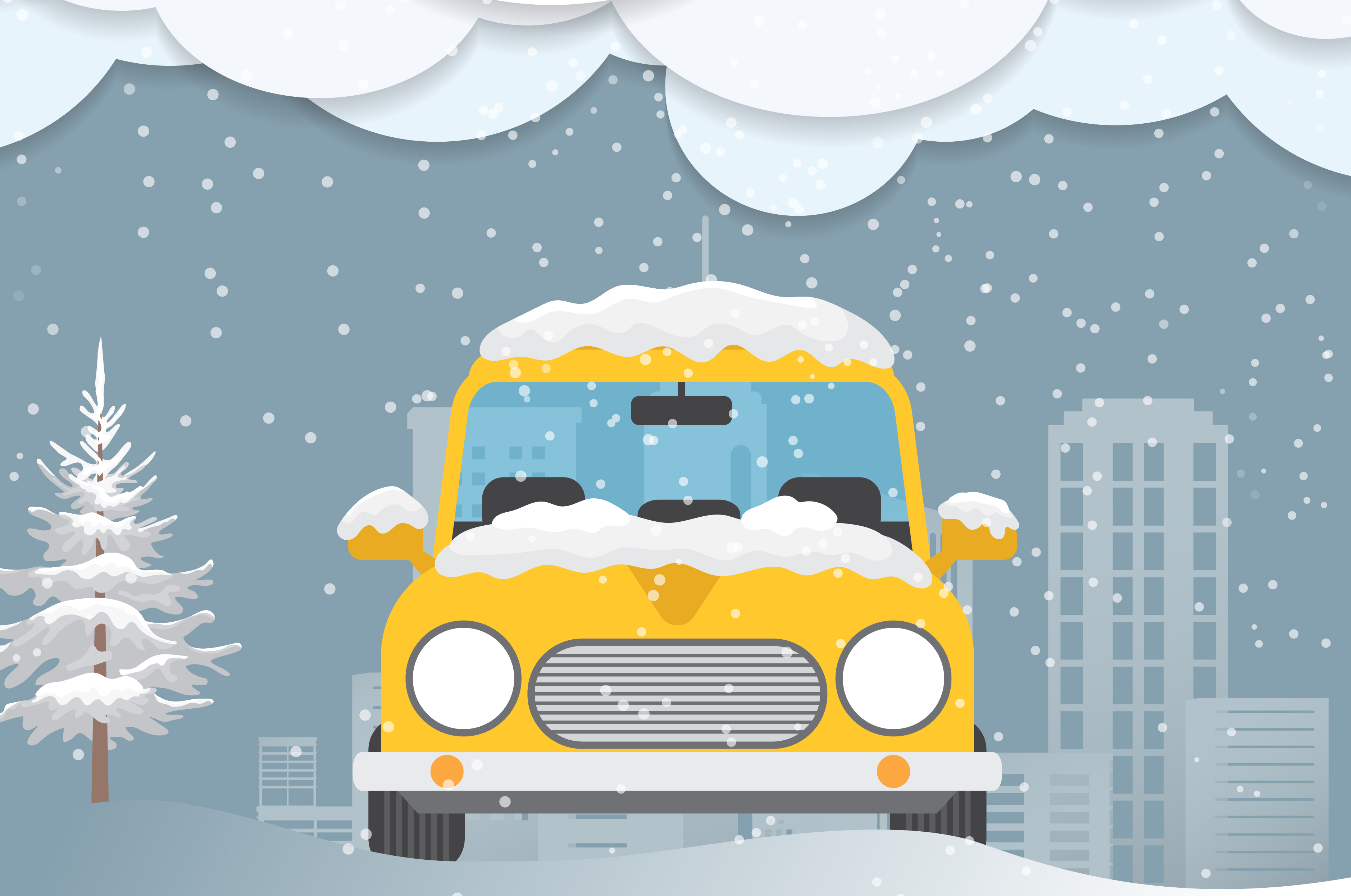 Blog -- Winter Travel Safety Tips