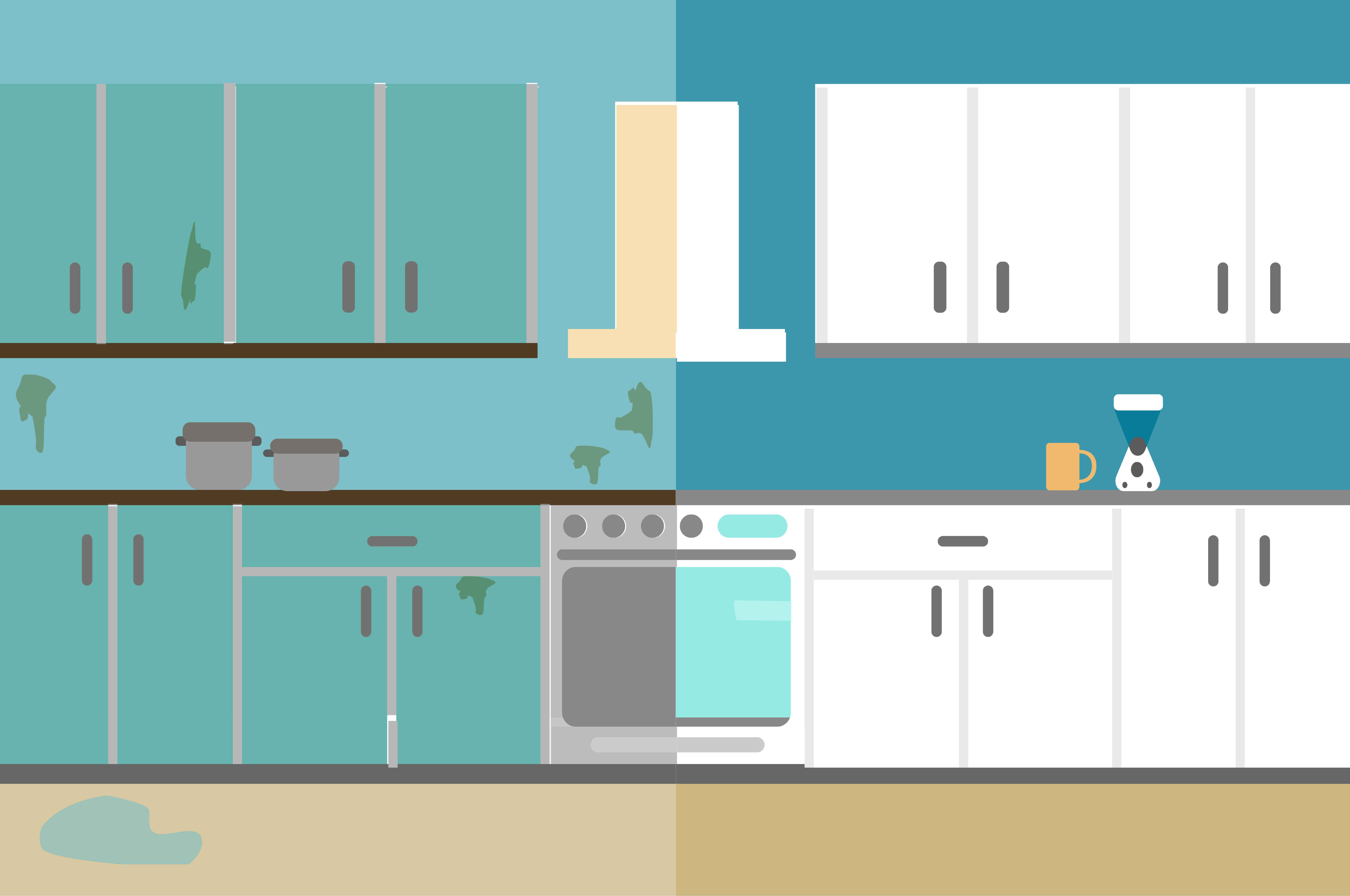 Blog --Kitchen Renovation