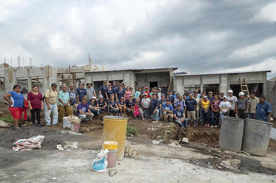 Giving in Guatemala
