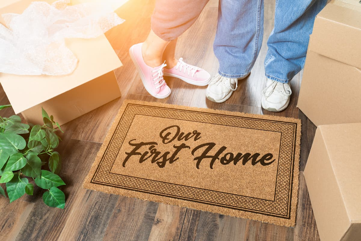 mortgage steps first-time homebuyers